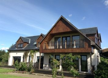 Thumbnail 5 bedroom detached house for sale in Elmwood Nursery, Biggar, South Lanarkshire