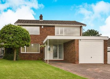 Thumbnail 4 bed detached house for sale in Rowthorn Close, Sutton Coldfield, West Midlands, .