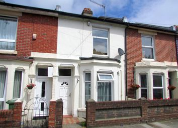 Thumbnail 2 bedroom terraced house for sale in Jervis Road, Stamshaw, Portsmouth