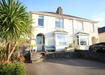 Thumbnail 4 bed semi-detached house for sale in New Park, Wadebridge