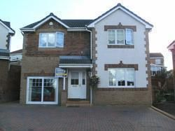 Thumbnail 5 bed detached house to rent in Kirkandrews Place, Chapelhall, Airdrie