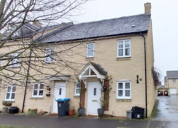 Thumbnail 3 bed end terrace house for sale in Elmhurst Way, Carterton