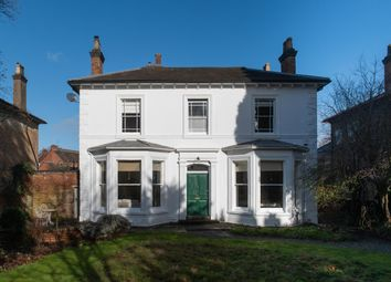 Thumbnail 5 bed detached house for sale in Avenue Road, Leamington Spa, Warwickshire