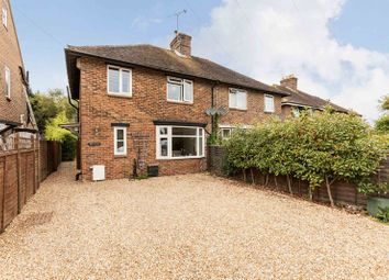 Thumbnail 3 bed semi-detached house for sale in Broad Road, Hambrook, Chichester