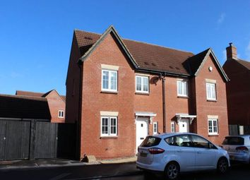 Thumbnail 3 bed property to rent in The Brambles, St Georges, Weston-Super-Mare
