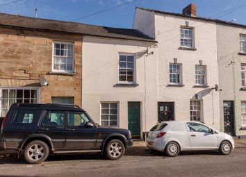 Thumbnail 2 bed terraced house for sale in New Street, Ross-On-Wye