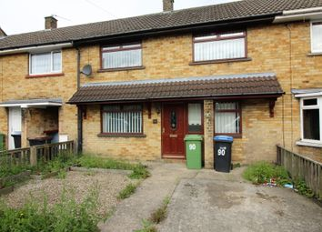 Thumbnail 2 bed semi-detached house to rent in Central Drive, Spennymoor