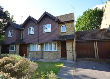 Thumbnail 2 bed semi-detached house for sale in Minehurst Road, Mytchett, Camberley, Surrey