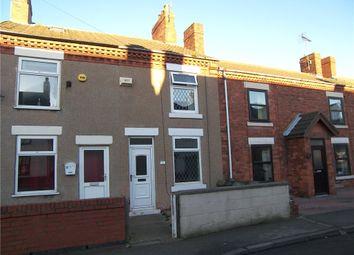 Thumbnail 2 bedroom terraced house to rent in Addison Street, Tibshelf, Alfreton
