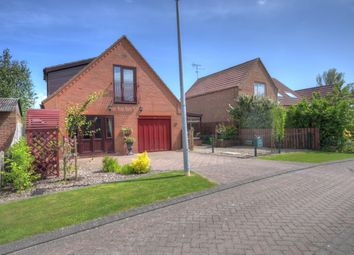 Thumbnail 3 bed detached house for sale in Manor Close, Skipsea, Driffield