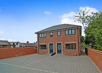 Thumbnail 4 bed semi-detached house for sale in Sherratt Close, Congleton