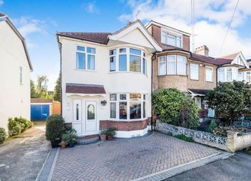 Thumbnail 3 bed semi-detached house for sale in Durham Avenue, Woodford Green