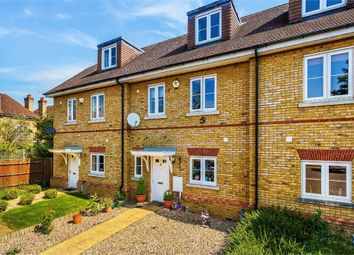 Thumbnail 4 bedroom town house for sale in Rybrook Drive, Walton-On-Thames, Surrey