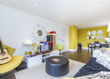 Thumbnail 2 bedroom flat for sale in Newton Court, 1 Axio Way, London