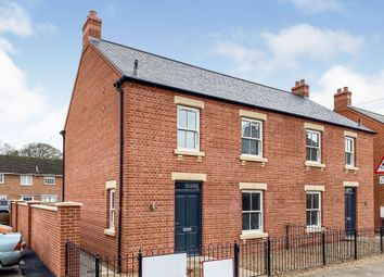 Thumbnail 3 bed semi-detached house for sale in West End, Holbeach, Spalding