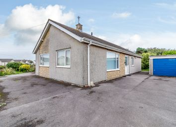 Thumbnail 4 bed bungalow for sale in Merlin Close, Porthcawl