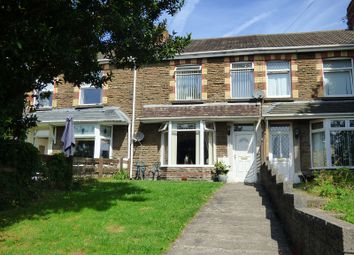 Thumbnail 3 bed terraced house for sale in New Road, Neath Abbey, Neath .