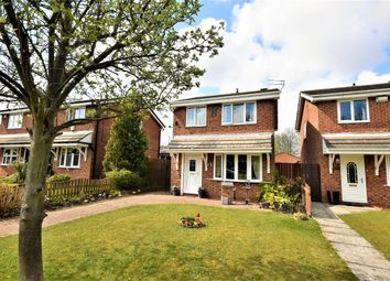 Thumbnail 3 bed detached house for sale in Stainton Way, Peterlee, County Durham