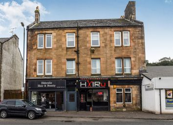 Thumbnail 2 bed flat for sale in Main Road, Elderslie, Johnstone