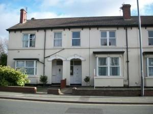 Thumbnail 1 bedroom flat to rent in Penn Road, Wolverhampton