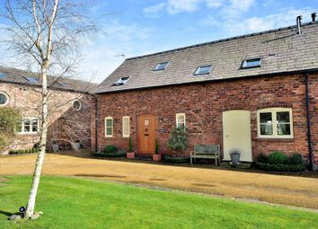 Thumbnail 3 bed barn conversion for sale in Hallam Hall Barns, Summer Lane, Preston On The Hill, Cheshire