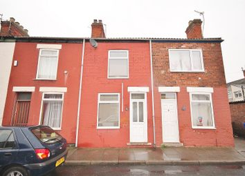 Thumbnail 2 bed terraced house for sale in Spencer Street, Goole