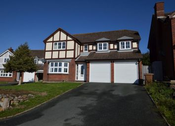 Thumbnail 5 bed detached house for sale in Philip Gardens, Plymouth, Devon