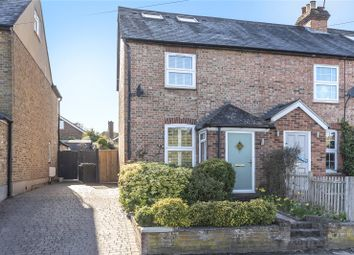 Thumbnail 3 bed end terrace house for sale in Lower Road, Chalfont St. Peter, Gerrards Cross, Buckinghamshire