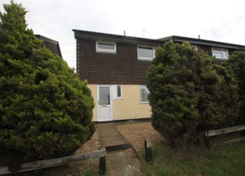 Thumbnail 3 bed end terrace house for sale in Fisher Road, Walderslade, Kent