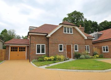 Thumbnail 4 bed detached house for sale in Chalk Road, Ifold, Loxwood, Billingshurst
