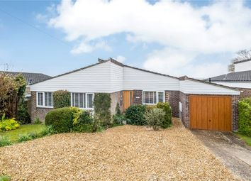Thumbnail 3 bed detached bungalow for sale in Old Kennels Lane, Winchester, Hampshire