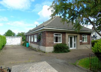 Thumbnail 4 bed bungalow for sale in South Broomhill, Morpeth