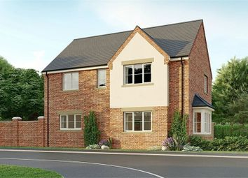 Thumbnail 4 bed detached house for sale in The Lansdowne At Oak Tree Park, Stancliffe Homes, Shireoaks, Worksop, Nottinghamshire