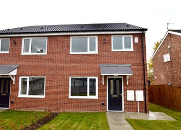 Thumbnail 3 bed semi-detached house for sale in Plot 1, Wade Street, Farsley, Pudsey, West Yorkshire