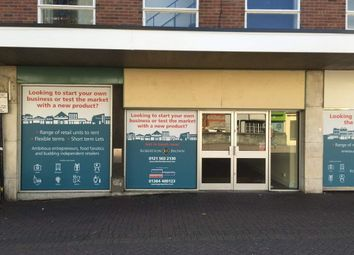 Thumbnail Retail premises to let in 17, Bridge Street And Church Street, Nuneaton