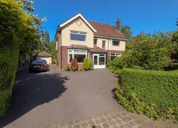 Thumbnail 5 bed detached house for sale in Woodford Road, Woodford, Stockport