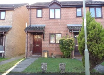 Thumbnail 2 bedroom semi-detached house to rent in Stirling Crescent, Hedge End, Southampton