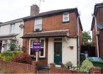 Thumbnail 3 bed semi-detached house for sale in York Road, Southampton