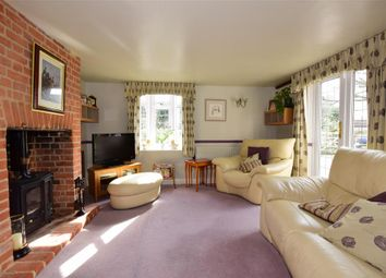 Thumbnail 4 bed detached house for sale in Ashwells Road, Pilgrims Hatch, Brentwood, Essex
