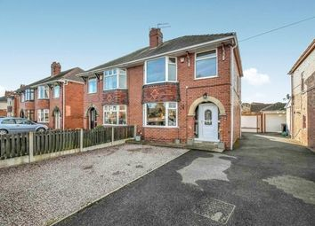 Thumbnail 3 bed semi-detached house for sale in High Street, Shafton, Barnsley