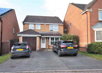 Thumbnail 3 bedroom detached house for sale in Francis Way, Ellistown, Coalville