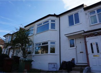 Thumbnail 3 bed terraced house to rent in Kingsley Road, Harrow