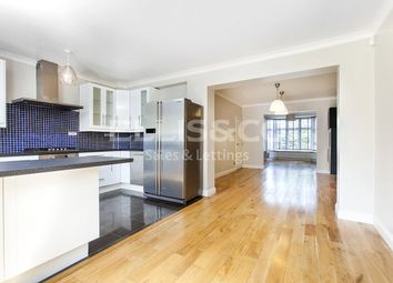 Thumbnail 3 bed semi-detached house to rent in Cleveland Gardens, London