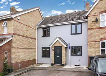 Thumbnail 2 bed terraced house for sale in Friars Close, Sible Hedingham, Essex