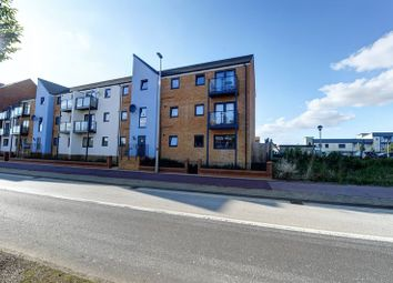 Thumbnail 2 bed flat for sale in Countess Way, Broughton, Milton Keynes