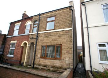 Thumbnail 3 bed semi-detached house to rent in Bonsall Street, Long Eaton, Nottingham
