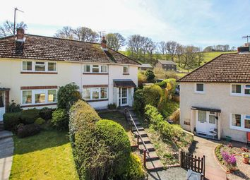 Thumbnail 3 bed semi-detached house for sale in Erwood, Builth Wells