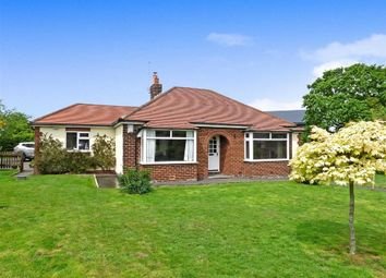 Thumbnail 3 bed detached bungalow for sale in Dark Lane, Gawsworth, Cheshire