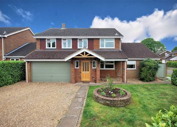 Thumbnail 4 bed detached house for sale in Mill Mead, Wendover, Buckinghamshire