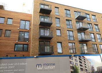 Thumbnail 3 bed flat for sale in Marine Wharf, Surrey Quays